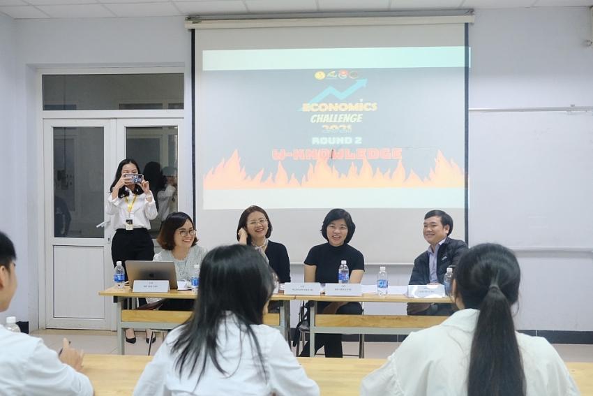 economics challenge 2021 san choi thu thach danh cho sinh vien yeu thich kinh te hoc