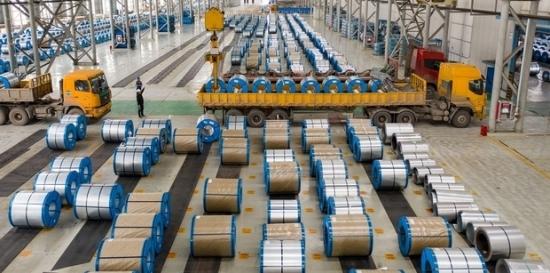 Cơn sốt nguyên liệu sản xuất thép chưa có dấu hiệu hạ nhiệt