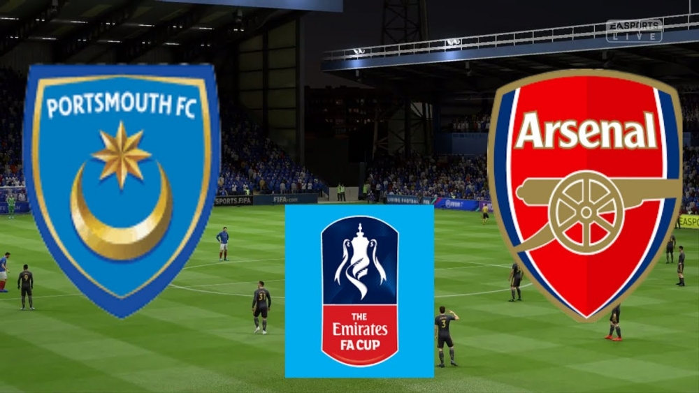 bong da anh fa cup link xem truc tiep portsmouth vs arsenal 2h45 ngay 33