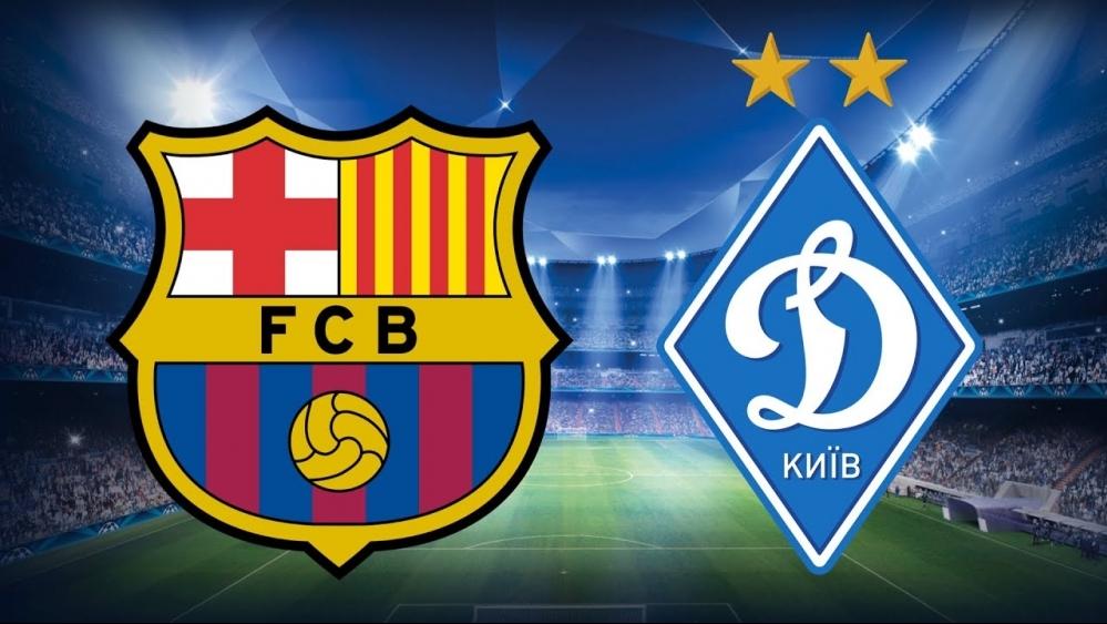 Xem Barcelona vs Dynamo Kyiv 23h45 ngày 20/10/2021, bóng đá Champions League (cúp C1)